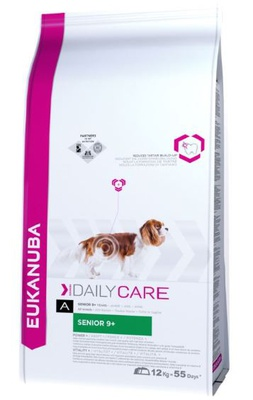 Eukanuba Adult Daily Care Senior 9+ 2 x 12 kg