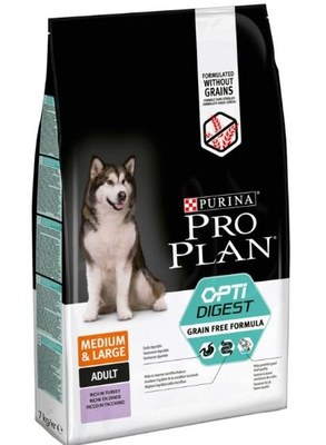 PURINA PRO PLAN Medium & Large Adult OPTIDIGEST 12 kg