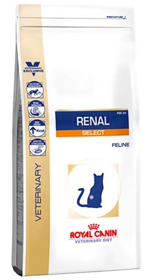 Royal canin Renal Select Feline - Veterinary Diet 4kg