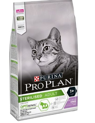 PURINA PRO PLAN Sterilised Adult reich an Truthahn