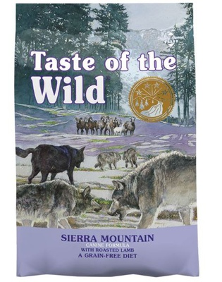 Taste of the Wild - Sierra Mountain 2 x 13 kg