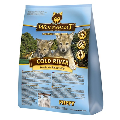 WOLFSBLUT COLD RIVER puppy 2kg