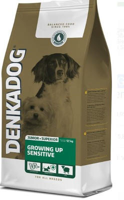 Denkadog Growing Up Sensitive