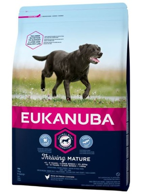Eukanuba Thriving Mature Large Breed Huhn