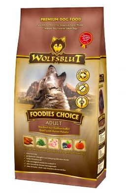 Wolfsblut foodies choice adult