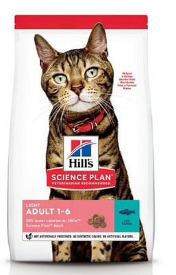 Hill's Science Plan Adult Light Thunfisch