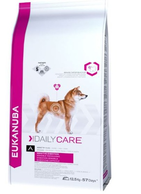 Eukanuba Adult Daily Care Sensitive Digestion 12,5 kg