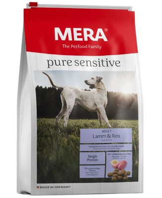 MERA pure sensitive Adult Lamm & Reis 2 x 12,5 kg