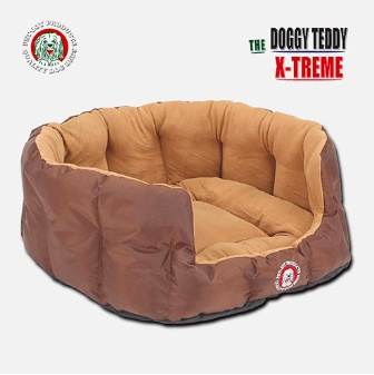 Doggy teddy xtreme brown