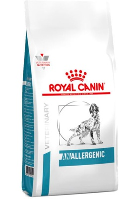 Royal Canin Veterinary Diet - Anallergenic 8kg
