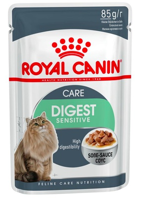Royal Canin Digest Sensitive im Sauce 48x 85 gram