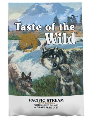 Taste of the Wild - Pacific Stream Puppy 2 x 13 kg