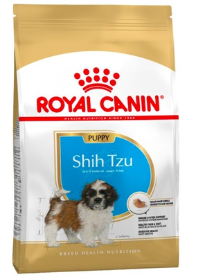 Royal Canin Shih Tzu Junior 1,5 kg