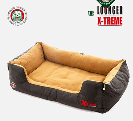 Doggy Lounger xtreme black