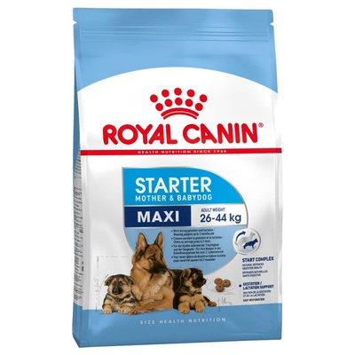 Royal Canin Maxi Starter Mother & Babydog 2x15 kg