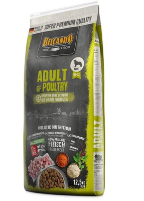 Belcando Adult Grain-free Poultry